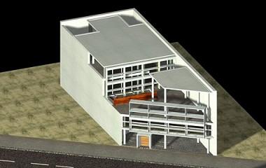 Proyecto Curuchet 3D | Arquitectura y modelado en 3D en Gipuzkoa