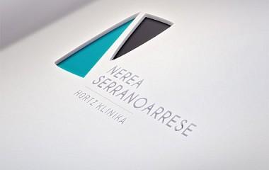 Nerea Serrano Arrese | diseño de logotipo, Ordizia (Gipuzkoa)