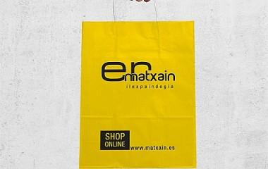 ER MATXAIN: paperezko poltsak - bolsas de papel | Ordizia