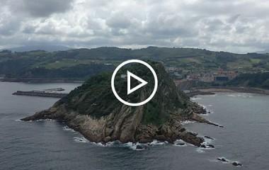 Amona Maria | vídeo promocional en Getaria (Gipuzkoa)