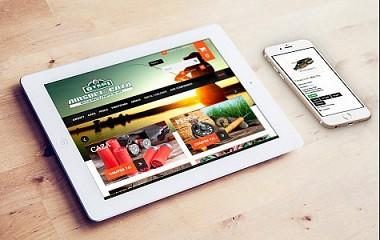 Airsoftcaza | Rediseño de tienda online en Ordizia (Gipuzkoa)