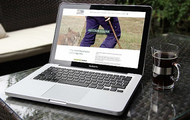 Gipuzkoako Artzain Eguna | Desarrollo web responsive y posicionamiento web Ordizia (Gipuzkoa)