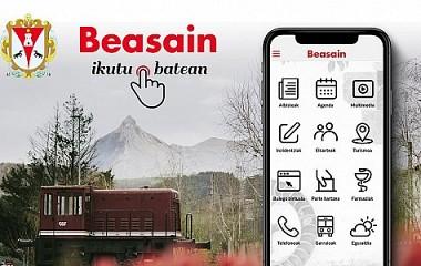 BEASAIN APP - creación de app para el Ayuntamiento de Besain (Gipuzkoa)