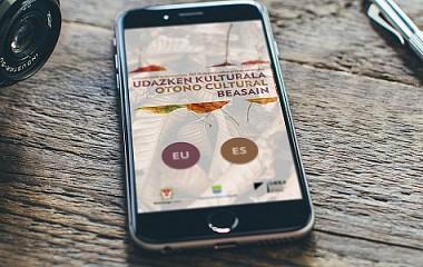 APP Beasain Kultura | diseño de app de cultura y agenda | app ayuntamiento de Beasain (Gipuzkoa)
