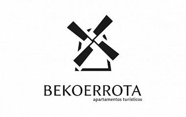 BEKOERROTA apartamentos turísticos | diseño de imagen corporativa en Gabiria (Gipuzkoa)