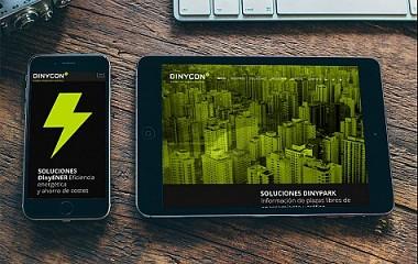 Dinycon Sistemas | diseño de página web en Donostia y posicionamiento web (Gipuzkoa)