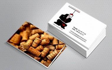 El Catador de Venenos | Diseño de tarjetas de visita, Ordizia (Gipuzkoa)