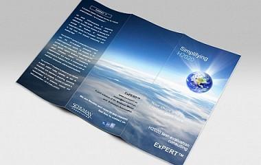 ExPERT - 2020 proposals | Diseño de tríptico y website en Bruselas