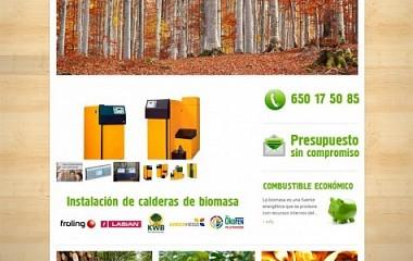 Euskal Biomasa | Diseño web Tolosa | Diseño logotipo tolosa | Gipuzkoa