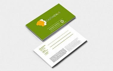 Gazta Izale | Diseño de imagen de marca, cartelería y tarjetas | Idiazabal (Gipuzkoa)