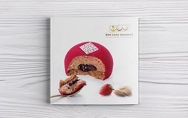 Bon Cake Desserts pasteleros artesanos | diseño catálogo de empresa/productos (Gipuzkoa)
