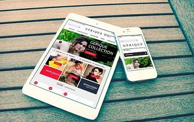 Gerique | Web responsive comercio electrónico en Beasain (Gipuzkoa)