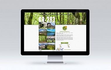 Ruta del queso Idiazabal, GR283 | Desarrollo web responsive e imagen corporativa (Gipuzkoa)