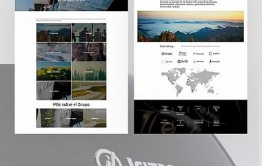 Irizar Group | desarrollo web a medida de gran grupo empresarial mundial