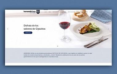 Hemendik Hona - web garapena eta online salmenta | Donostia