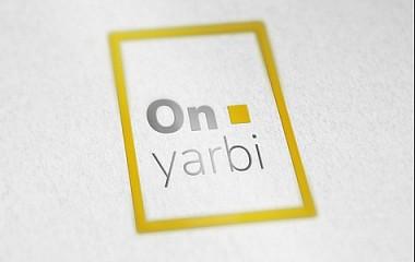 Hotel Onyarbi | diseño de logotipo y tarjetas de visita (Hondarribi - Gipuzkoa)
