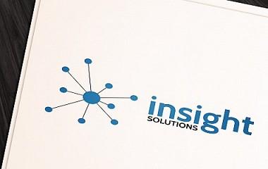 Insight Solutions | diseño de identidad corporativa, Donostia (Gipuzkoa)