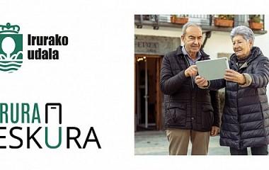 Irura APP | Udal aplikazioa, Irurako Udalarentzat (Gipuzkoa)