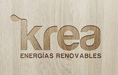 Krea Energia | diseño de imagen corporativa, Donosti (Gipuzkoa)