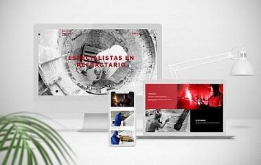 Labe-Lan | creación de página web profesional y moderna, Zegama (Gipuzkoa)