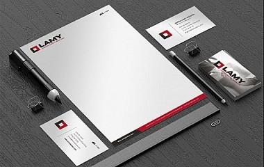 LAMY | branding, papelería y rotulación (Lazkao - Gipuzkoa)