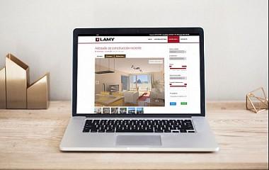 Lamy | desarrollo inmobiliaria web en Lazkao (Gipuzkoa)
