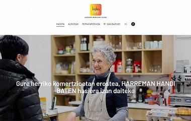 Lazkaon | desarrollo y diseño web Lazkao (Gipuzkoa)
