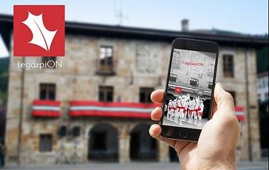 LegazpiON | diseño y desarrollo de app para Ayuntamiento de Legazpi (Udalapp)