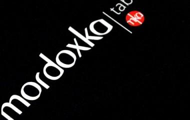 Mordoxka taberna, diseño de logotipo, tarjetas y carta (Zegama)
