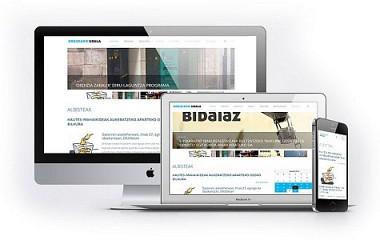 Ordiziako Udala | Diseño web responsive y automatización de redes sociales