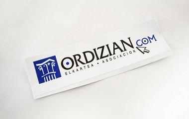 Identificador establecimiento ORDIZIAN elkartea