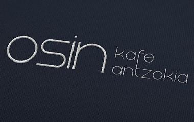 OSIN kafe antzokia | diseño de imagen corporativa, Beasain(Gipuzkoa)