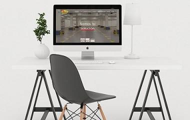 Pavitecnic | Rediseño de página web responsive para empresa de pavimentos técnicos industriales (Idi