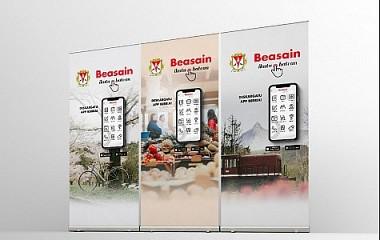 Diseño y creación de rollup para el Ayuntamiento de Beasain (Gipuzkoa)