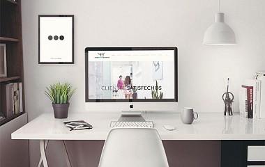 Clínica Dental SMC | Diseño de página web responsive para Silvia Miras Casasayas