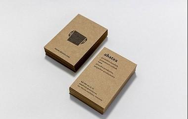 Abatza | diseño de tarjetas de visita y logotipo en Donostia (Gipuzkoa)