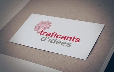 Traficants D'idees | Irudi korporatiboaren diseinua, Bartzelona