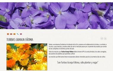 Turbas Granja Fátima | diseño web gipuzkoa | diseño web para moviles gipuzkoa